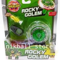Jual TORBLADE ROCKY GOLEM GREEN / TOR BLADE Murah