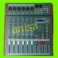 mixer audio 6 channel LD-600M
