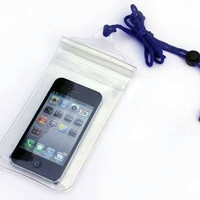 New WATERPROOF POUCH (CASING ANTI AIR) IPHONE SAMSUNG SEMUA JENIS HP T