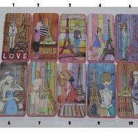 Softcase Gambar Timbul Paris Girl - Xiaomi Redmi Note 4