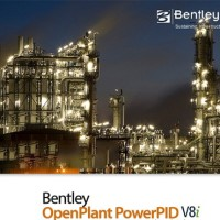Bentley OpenPlant PowerPID V8i - piping & instrumentation diagramming