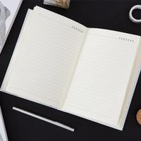 Bear Friend Hardcover Mixed Notebook / Buku Catatan