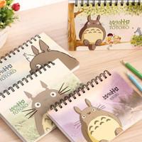 Totoro Daily Planner / Agenda / Planner