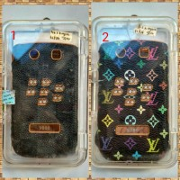 Casing Blackberry BB 9800 Cover Belakang Hp Torch Hardcase