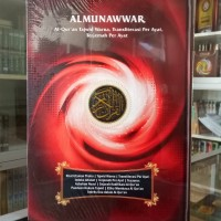 Alquran Almunawwar uk A5, Al-Quran Tajwid Arab-Latin-Terjemah per ayat