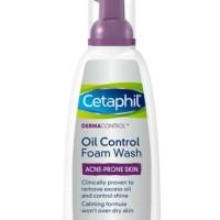CETAPHIL OIL CONTROL FOAM WASH ACNE PRONE SKIN