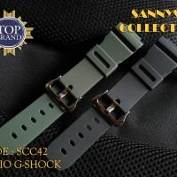 STRAP TALI JAM CASIO G-SHOCK DW-9000C - DW 9000 C - DW9000C