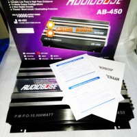 POWER MOBIL AUDIOBOSE AB-450 4 CHANNEL