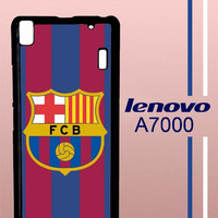 MURAH Barcelona Casing Custom Hardcase Hp Lenovo A7000 | A7000 Plus Ca
