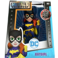 Promo Jada Metals Figure 4in DC Comic BATGIRL M357