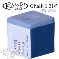 Kamui Chalk 1.21b Japan - Kapur Billiard Biliar Asli Original Jepang