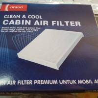 Filter Ac Innova Vios Yaris Fortuner Hilux Denso Original Kabin