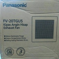 EXHAUST FAN PANASONIC FV 20TGU