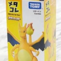 Metacolle Pokemon Charizard Lizardon - Takara Tomy