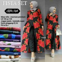 Fista Set by Kalila Hijab