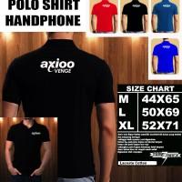 Polo Shirt Gadget/Hp AXIOO Picophone Venge FONT/Kaos Kerah/Baju Kerah