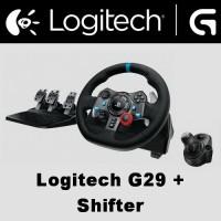 Logitech G29 Driving Wheel + Shifter Logitech