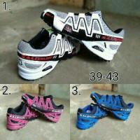 sepatu adidas salomon/sepatu running/jogging