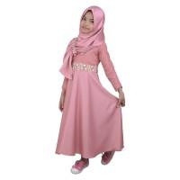 Baju Anak Wanita Terkini/ Busana Muslim Bandung Catenzo Diskon