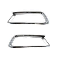 Garnish/Ring Foglamp Chrome Honda Mobilio Model/Type E Prestige