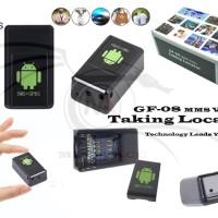 Mini GPS Tracker GF-08 + MMS Video Taking Locator GSM