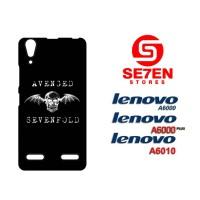 Casing HP Lenovo A6000, A6010, A6000 Plus Avenged Sevenfold Custom Har