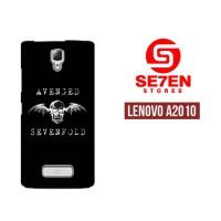Casing HP Lenovo A2010 Avenged Sevenfold Custom Hardcase Cover