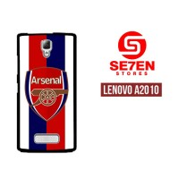 Casing HP Lenovo A2010 Arsenal Logo PES Custom Hardcase Cover