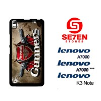 Casing HP Lenovo A7000, A7000 Plus, K3 Note Arsenal Custom Hardcase Co