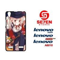 Casing HP Lenovo A6000, A6010, A6000 Plus Anime hat Custom Hardcase Co