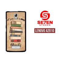 Casing HP Lenovo A2010 all you need book Custom Hardcase Cover