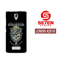 Casing HP Lenovo A2010 army special forces logo Custom Hardcase Cover