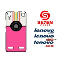 Casing HP Lenovo A6000, A6010, A6000 Plus A Beautiful Mess App Custom