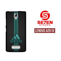 Casing HP Lenovo A2010 adidas logo neon Custom Hardcase Cover