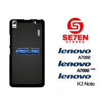 Casing HP Lenovo A7000, A7000 Plus, K3 Note Asus Logo Custom Hardcase