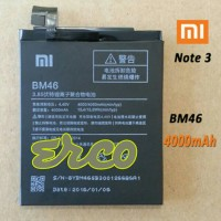 XIAOMI REDMI NOTE 3 / 3 PRO ORIGINAL BATTERY / BATERE / BATRE # BM46