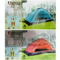 harga Tenda Monodome 2 Orang Great Outdoor Original Distributor Tokopedia.com