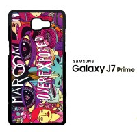Maroon 5 Album Over Exposed 0238 Casing for Galaxy J7 Prime Hardcase 2