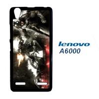 Batman Mobile in Action 0130 Casing for Lenovo A6000 Hardcase 2D