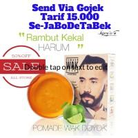 Jual Terlaris Pomade Wak Doyok Original Minyak Rambut Wakdoyok Malaysia Murah
