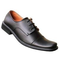 Sepatu Pria - S. van Decka TK017 Sepatu Formal Pria - Hitam
