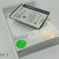 Battery Batre Baterai Oppo Mirror 3 Joy 3 Blp589 Original | Blp 589