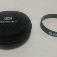 paket rubber ban & small case