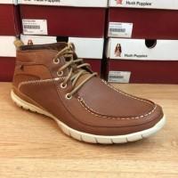 Sepatu Boots Pria merek Hush Puppies