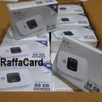 Modem Wifi MiFi Unlock 4G ALL Operator Huawei E5577 Free XL 90GB 3 BLN