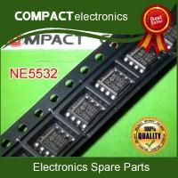 NE5532 SMD IC 5532 LM5532 NE5532P LM5532P Dual-low noise op-amp