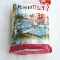 Jual 6pcs + pompa Compression Bag plastik vacuum bag pakaian uk. besar. Murah