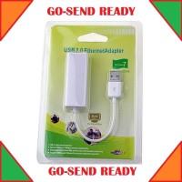 USB 2.0 To Lan / Usb To Ethernet Adapter RJ 45