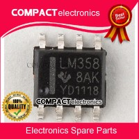 LM358 LM358P LM358DR IC OP-AMP 358 SMD