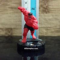 harga Miniatur Red Hulk 028 Incredible Hulk Marvel Rare Tokopedia.com